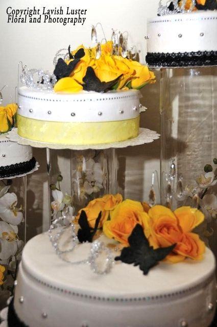 30 best Wedding Cakes images on Pinterest Cake wedding Petit