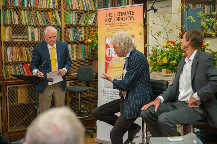 FREEDOM book launch in London