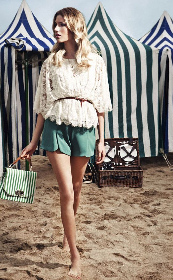 Tendencia Dress for Less encaje