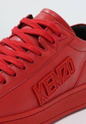 Sneakers Kenzo TENNIX - Sneakers laag - red Rood: € 224,95 Bij Zalando (op 11-3-16). Gratis bezorging & retournering, snelle levering en veilig betalen!