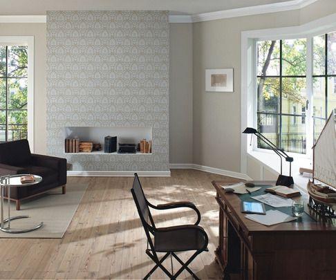 Papel Pintado Rasch Trianon 512809. Estilo por menos de 40 EUROS. Fantásticos para decorar salones y comedores con toques clásicos y de diseño. Papeles pintados para pared clásicos y con damascos.