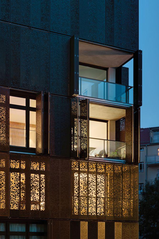 Die besten 25+ Architekten berlin Ideen auf Pinterest Metall - garten gestalten berlin