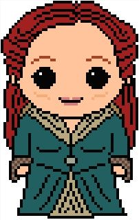 (10) Name: 'Embroidery : GoT: Catelyn Stark