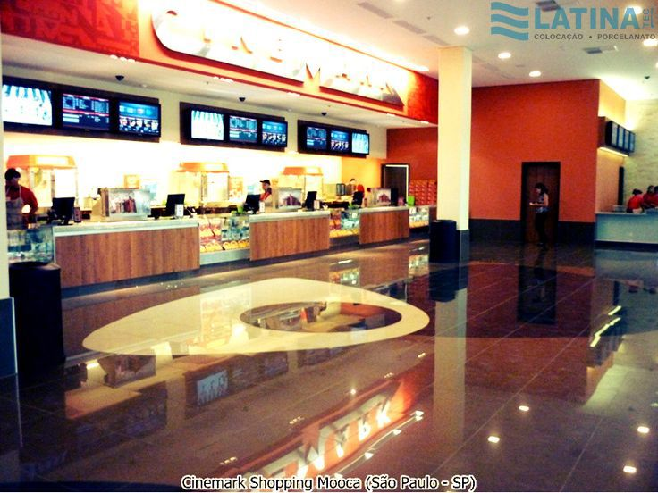 Cinemark Shopping Mooca