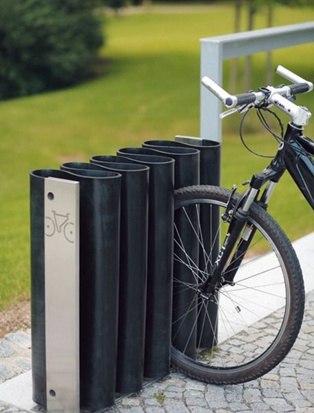 mmcité - products - bicycle stands - meandre
