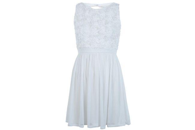 16 Wonderful White Dresses for Graduation♥ MissSelfridge