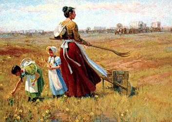 Mormon Pioneer Women | LDS.org - Ensign Article