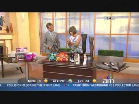 Buy Canadian First on CTV's Canada AM: Made in Canada series - August 2011