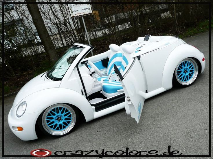 RobertJanvB: Clear White Beetle... Suicide...