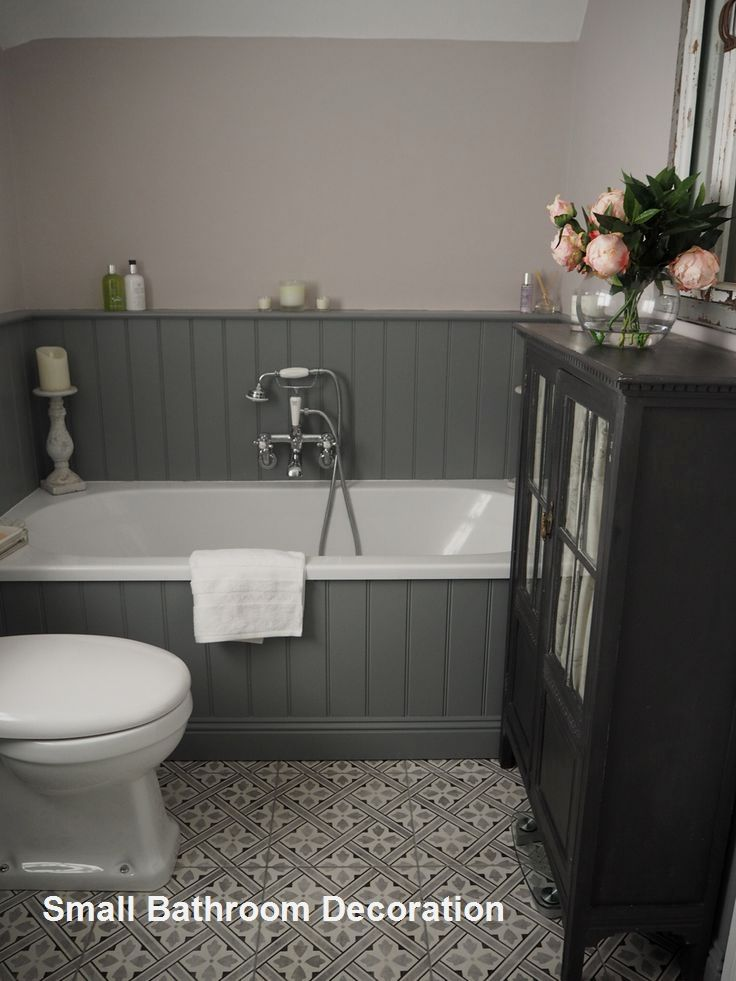 15 Decor And Design Ideas For Small Bathrooms 1 In 2020