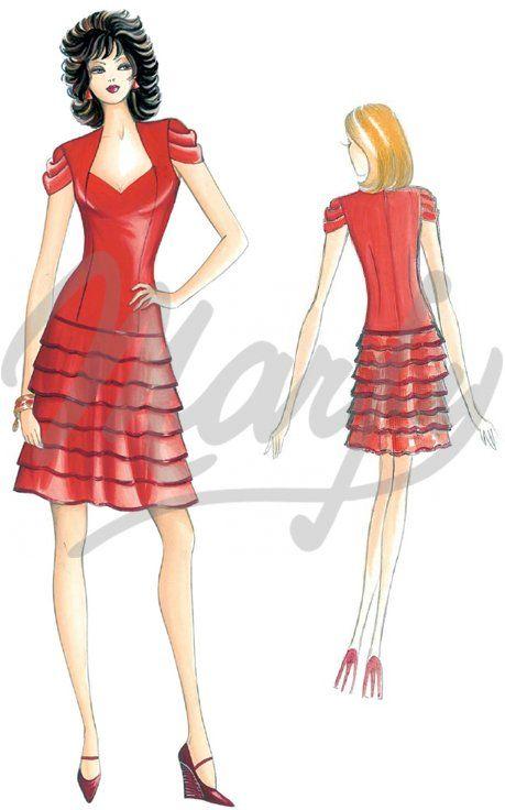 Dress 2443