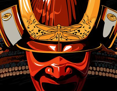 "Check out new work on my @Behance portfolio: ""Samurai Helmet"" http://on.be.net/1O7h9SQ"