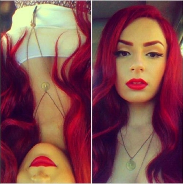 1000 Ideas About Jessica Rabbit Hair On Pinterest Big Bouncy Curls