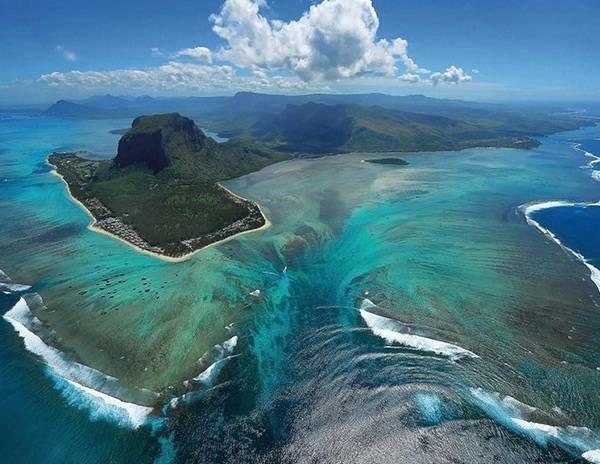 A Ilha Maurícia   Lufthansa Dreamscapes