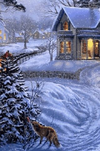 Christmas Snow. .