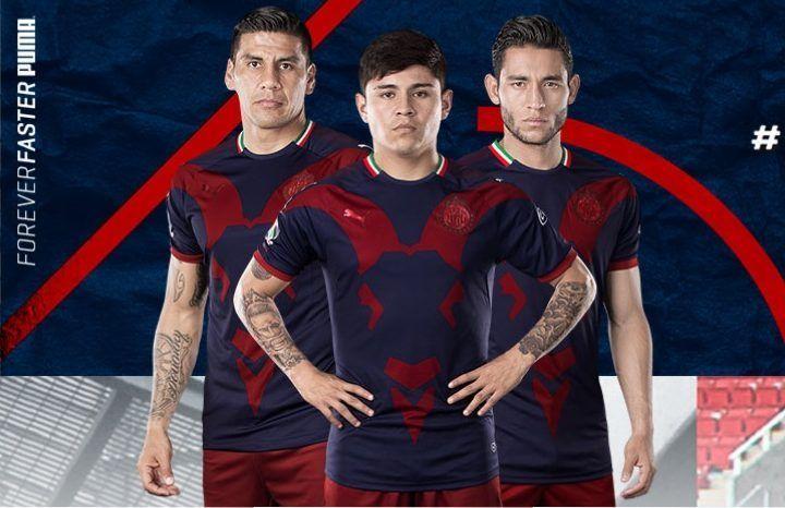 various colors 85b04 ba644 Chivas de Guadalajara 2019 PUMA Third Kit   Soccer Jerseys ...