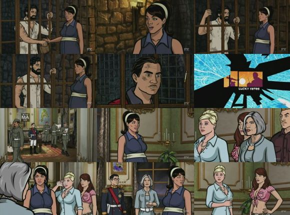 Archer Season 5, Episode 12 – Archer Vice: Filibuster | Watch Movies Tv Shows Online Free
