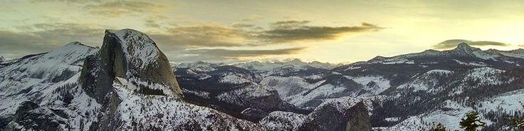 Visiting in Winter - Yosemite National Park (U.S. National Park Service)