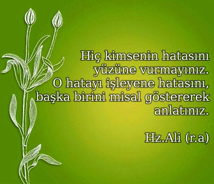 Hzebubekir Hzomer Hzosman Hzali Sozler Ozlusozler Guzelsozler Hz Ali Words Sayings Quotes