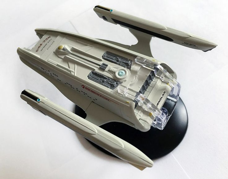 REVIEW: Eaglemoss USS Jenolan and Smuggler's Ship | TrekCore Blog