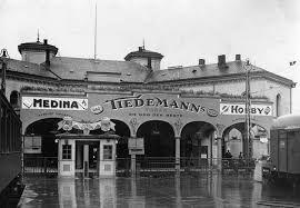 Vestbanen Oslo 1936