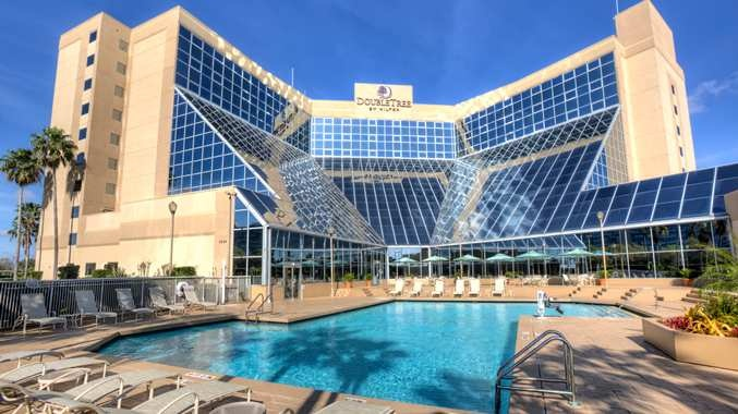 21 best doubletree by hilton orlando airport images on for Design hotel orlando