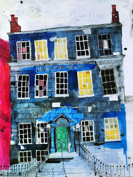 Christopher Tate Art - Cornwall Gallery   Christopher Tate Art   Cornish Artist