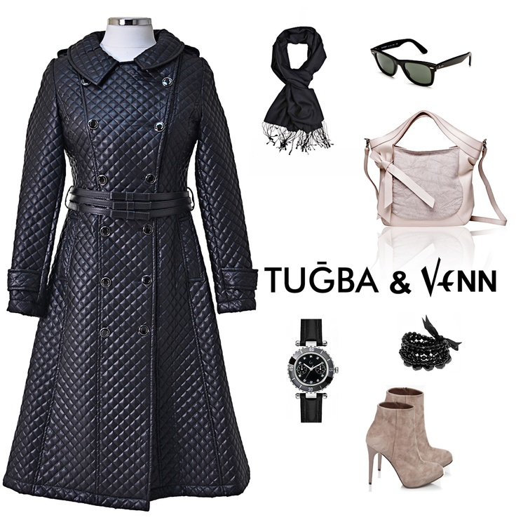 Tuğba  Venn '12-'13 Sonbahar/Kış. Hijab. #hijab #coat #scarf #tugba #fashion#women