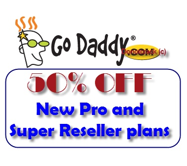83 best godaddy coupon code images on pinterest coupon coupons coupon cjcwd50r get 50 off godaddy new pro and super reseller plans fandeluxe Choice Image