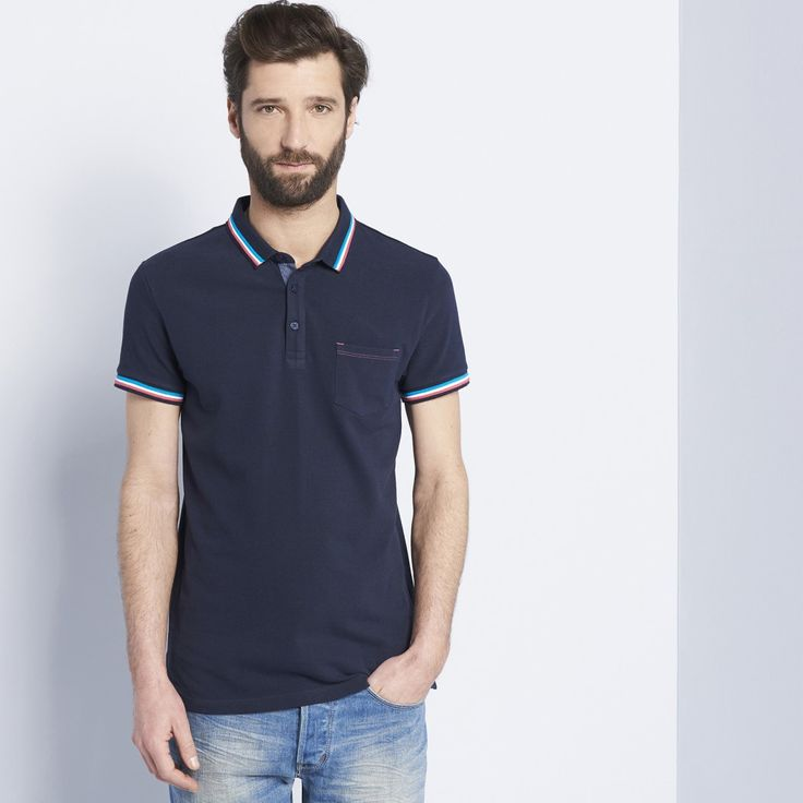 Tee shirt manches courtes homme ville - image 1