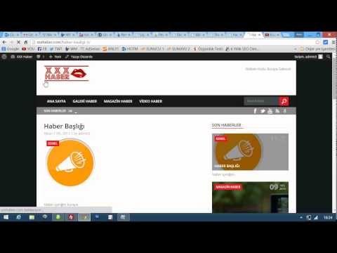 Wordpress video ekleme ve püf noktalar