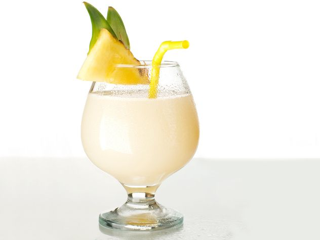 Drink of the Month: April Bacardi Pineapple Fusion - Easy cocktail to make with our new Bacardi Pineapple Fusion!  Delicious! 4/30/13