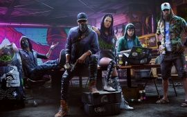 WALLPAPERS HD: Watch Dogs 2