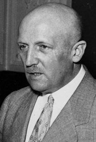 """Former Chancellor Kurt von Schleicher was killed during the violence of the """"Night of the Long Knives"""", June 1934"""