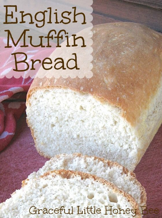 Making bread at home is not only frugal, but also healthy and way more tasty than store-bought. Besides this english muffin bread is really addicting!!