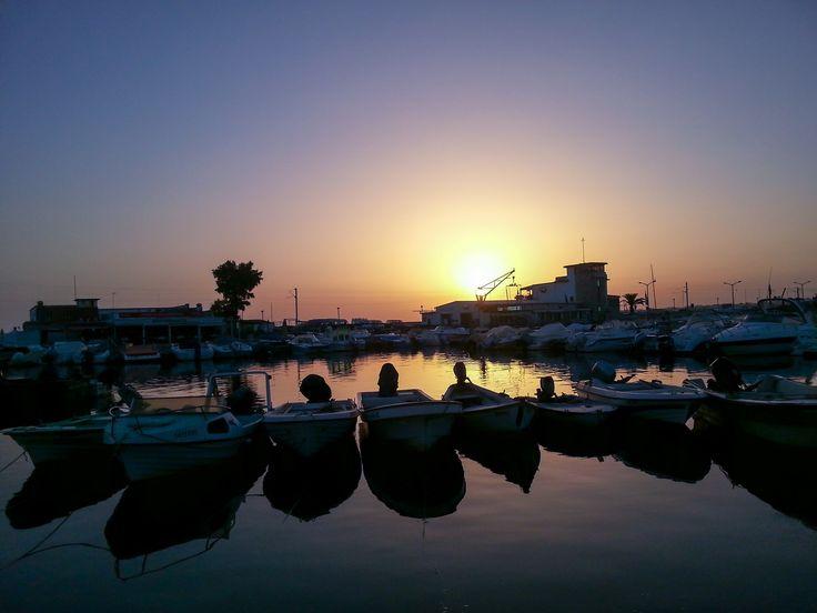 The beautiful Faro, Portugal