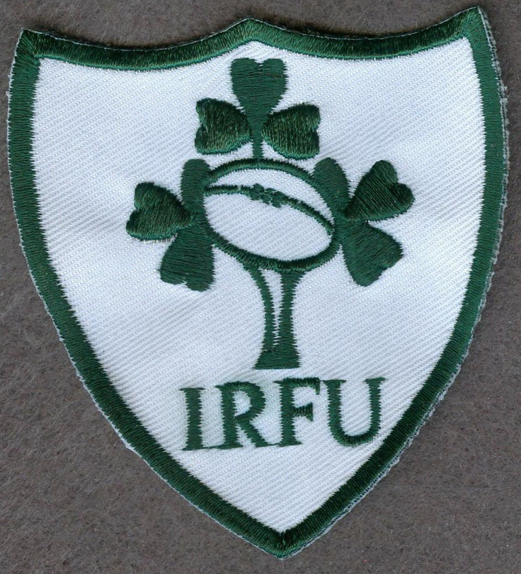 Ireland National Rugby Union Team Embroidery by 4everWorld on Etsy, $6.99