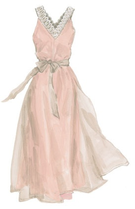 30s-style Derby Dress. Yes, please.