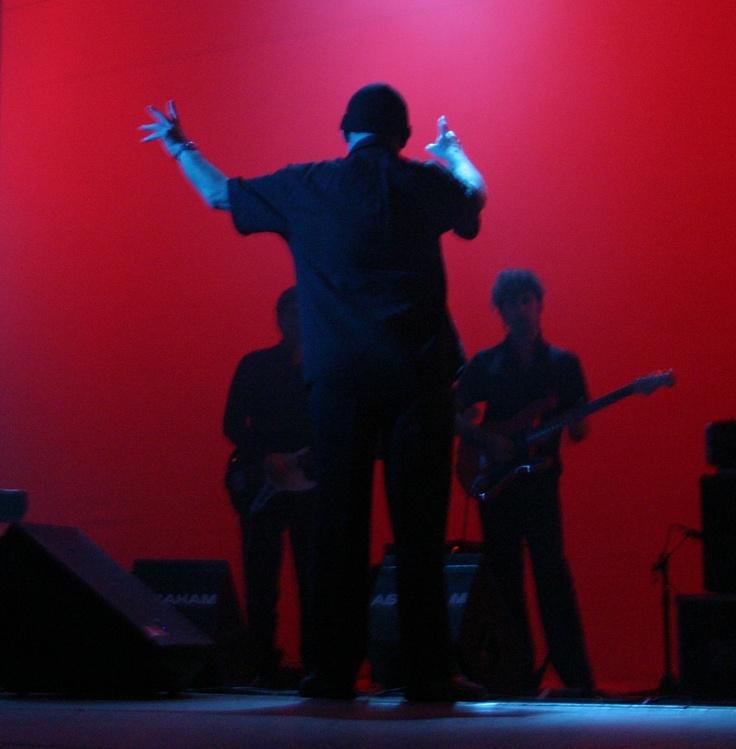 Oscar Edelstein conducting the ENS Buenos Aires