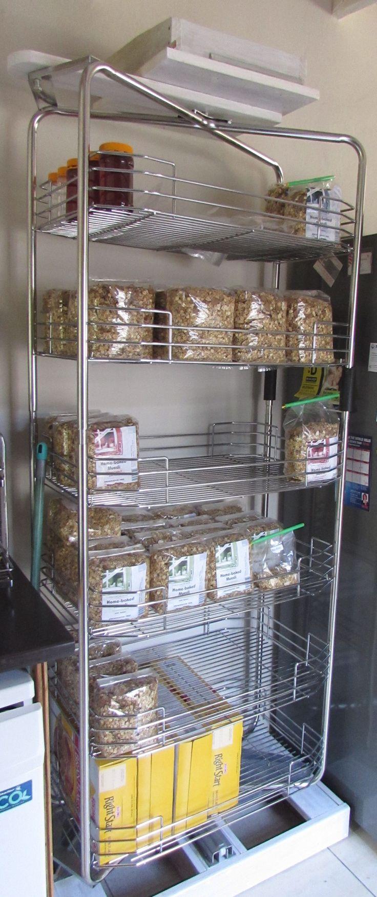Grocery cupboard