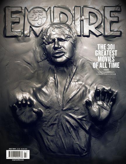 – Han Solo / Empire Magazine