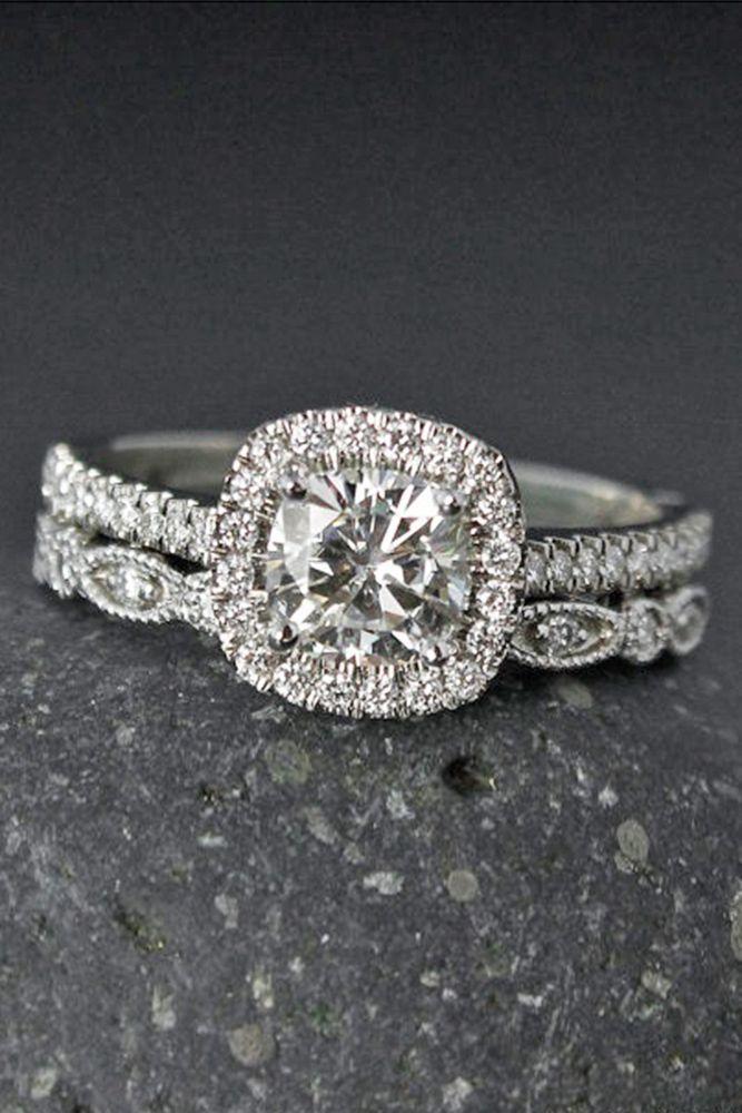 Top 25 best Diamond wedding rings ideas on Pinterest White gold