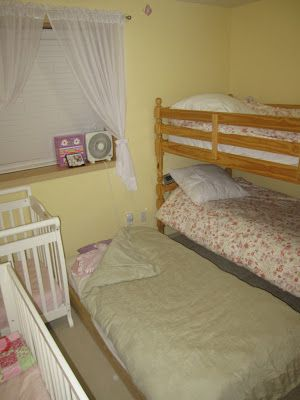 """Siblings Sharing Bedrooms - """"You have *how* many per room?!"""" 