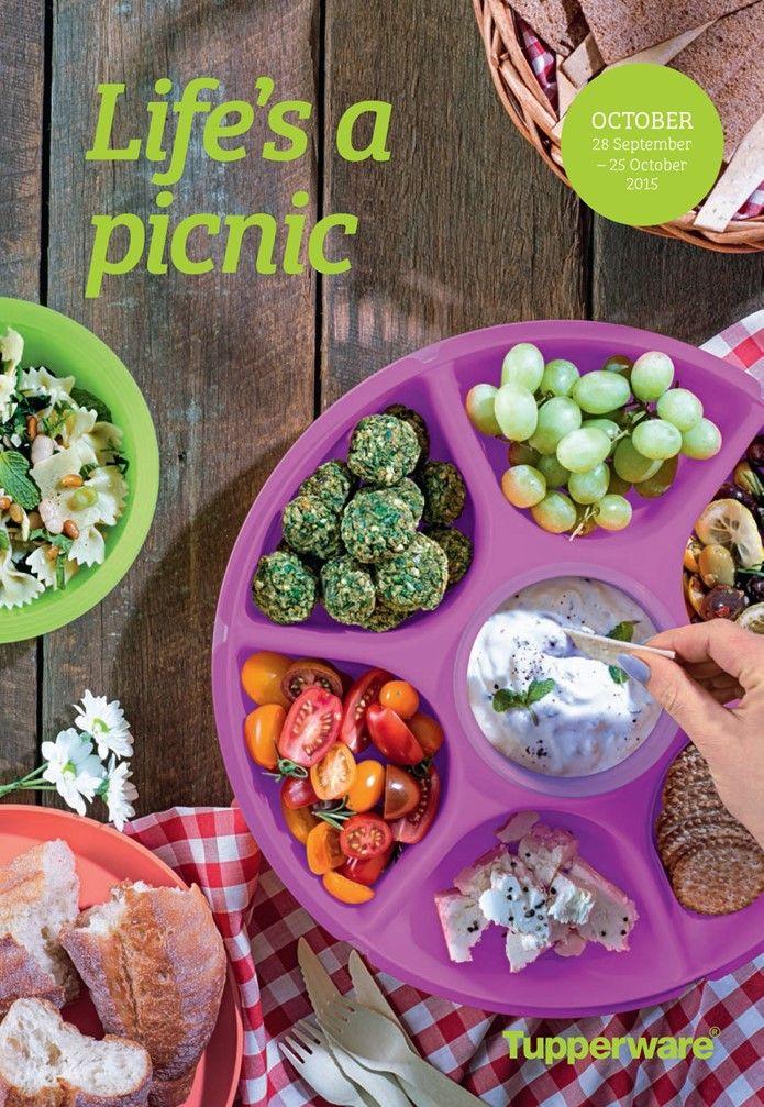Life's a picnic OCTOBER 28 September – 25 October 2015