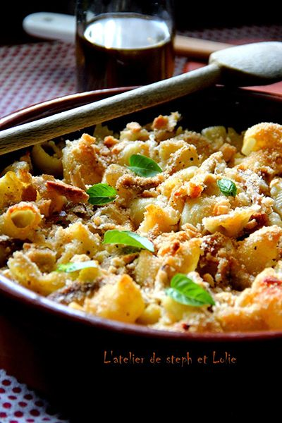 Le Yummy Blog par Yummy Magazine: 9 recettes de gratin de pâtes très Yummy !