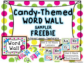 FREEBIE! This sampler is one page containing a word wall sign/poster. This is…