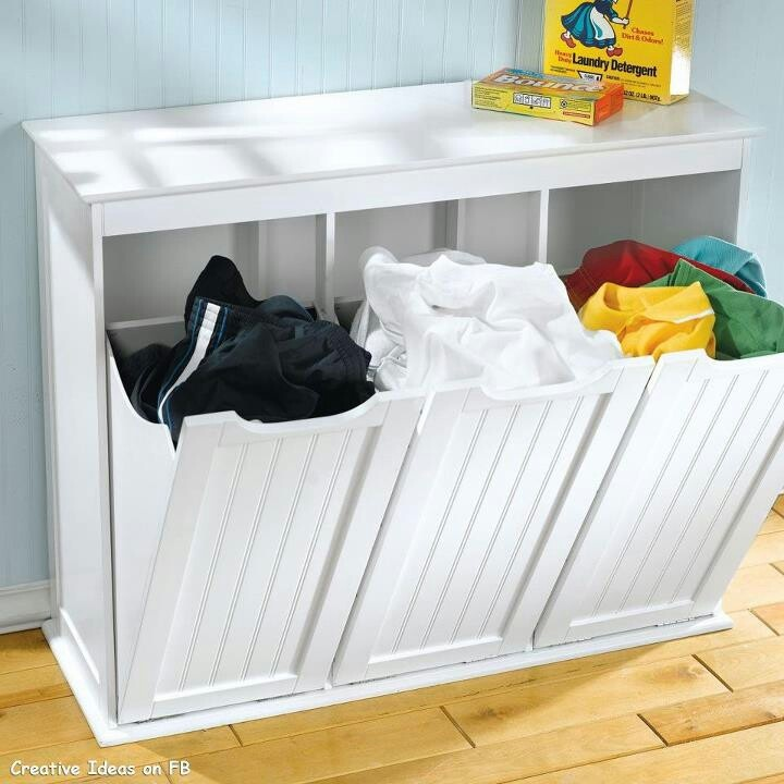 Laundry Sorter Laundry And Creative On Pinterest