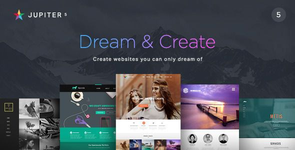 Unlimited Business Website Templates with Jupiter Wordpress Theme! Create a clean and beautiful website for your business with the fastest and lightest business wordpress theme in the market. Jupi...