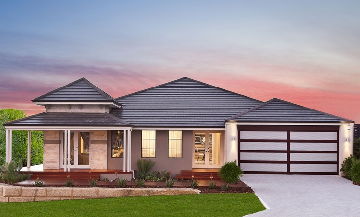 The Chittering Lodge by Plunkett Homes - Solaia Loop, Woodvale, WA. Ph 08 9309 1267