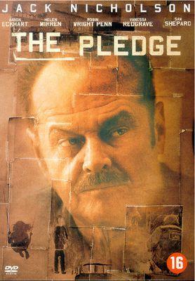 // Friedrich Dürrenmatt - Das Versprechen // Psychologische thriller uit 2000 van regisseur Sean Penn. De film is gebaseerd op een vaker verfilmd verhaal uit 1958 van de Zwitserse schrijver Friedrich Dürrenmatt. In de hoofdrol speelt Jack Nicholson een (bijna) gepensioneerde politie-inspecteur die de moeder van een klein meisje zweert de verkrachter en moordenaar van haar dochter in te zullen rekenen. (Sean Penn, 2001)
